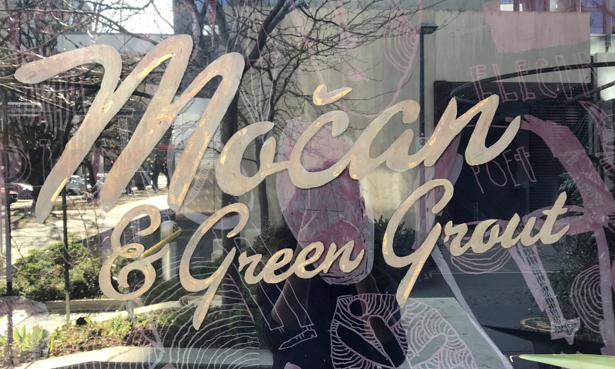 Mocan & Green Grout